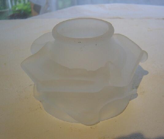 ガラスランプシェード